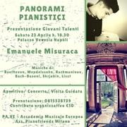 panorami pianistici palazzo venezia