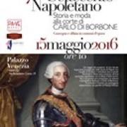 700 napoletano storia e moda al tempo di Carlo di Borbone