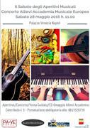 sabato Aperitiv iMusicali palazzo venezia 28 maggio