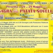 sagra Patata Novella 2016 marigliano