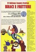 conuntry Festilval Braci e Fritture 2016