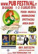 pub Festival Napoli 2016