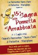 sagra Pennetta Arrabbiata 2016
