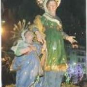 festa santi Anna Gioacchino Sorrento