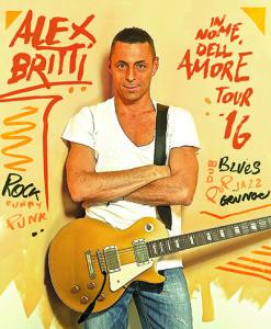 in Nome Dell'Amore Tour alex britti