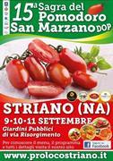 sagra Pomodoro San Marzano 2016 striano