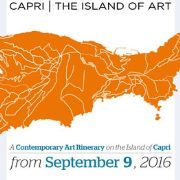 capri The Isalnd of Art 2016