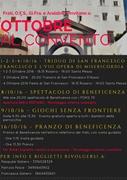 ottobre al convento 2016
