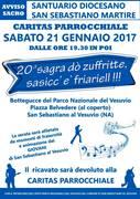 sagra Friarielli San Sebastiano 2017