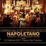 carnevale Settecentesco Napoletano 2017