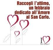maratona d'amore San Carlo Napoli
