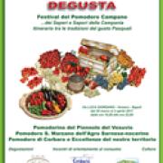 degusta festa Pomodoro Campano 2017
