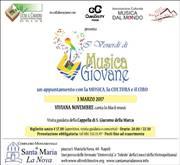 venerdi Musica Giovane