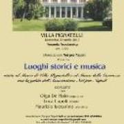luoghi Storici Musica