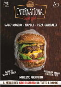 internationa Street Food Napoli 2017
