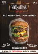 internationa Street Food Napoli 2017