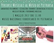 percorsi Muiscali Museo Pitrarsa