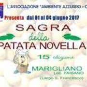 sagra Patata Novella Marigliano 2017
