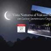 solfatara visita notturna 27 maggio