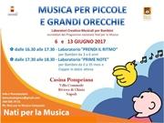musica Piccole Grandi Orecchie
