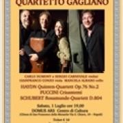 quartetto Gagliano