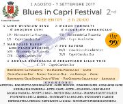 Blues In Capri Festival 2017
