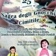 sagra Gnocchi Cimitilesi 2017