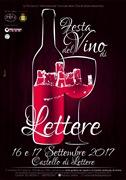 festa Vino Lettere 2017