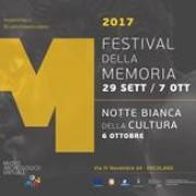 festival Memoria 2017