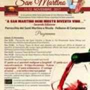 sagra Vino San Martino 2017