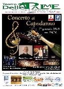 concerto Capodanno Teatro Palme