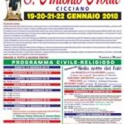 Sant'Antonio Abate Cicciano 2018