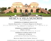 musica Villa Signorini