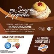 sagra Zeppola San Giuseppe Vesuviano