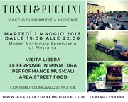 tosti Puccini museo pietrarsa