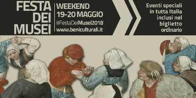 festa Musei 2018 napoli