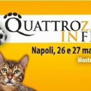 quattrozampeinfiera Napoli 2018