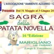 sagra Patata Novella Marigliano 2018