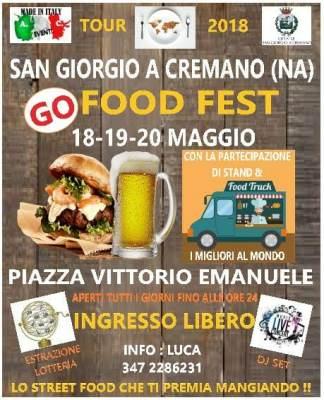 street Food San Giorgio Cremano