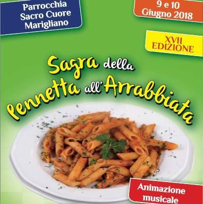sagra Pennetta Arrabbiata 2018