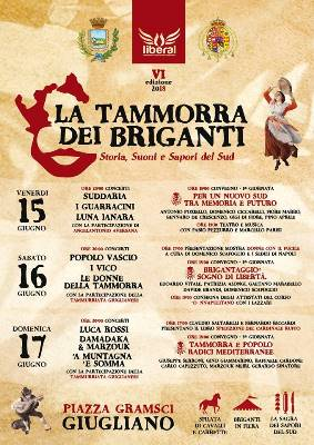 tammorra Briganti