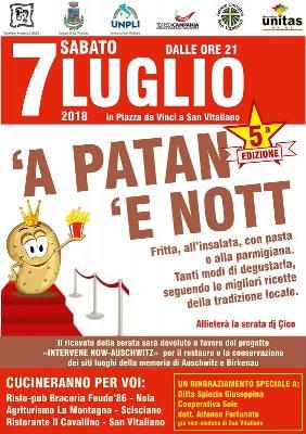 patana E notte 2018