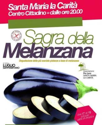 sagra Melanzana 2018