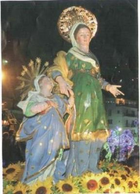 santi Anna Gioacchino Sorrento