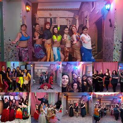 workshop Danza Mondo