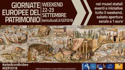 giornate Europee Patrimonio 2018
