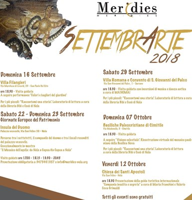 settembrarte 2018