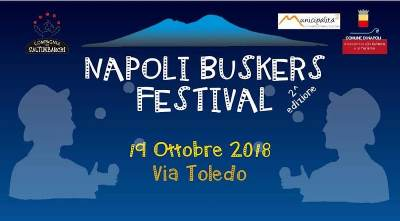 napoli Buskers Festival 2018