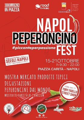 napoli Peperoncino Fest 2018