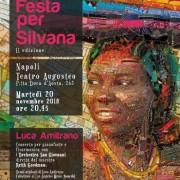 festa Per Silvana 2018